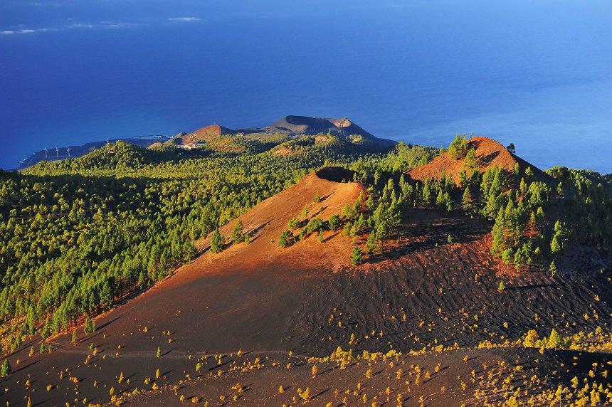 La Palma vulkanen