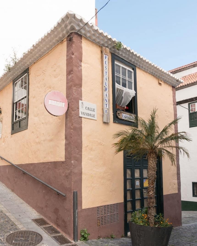 La Palma Calle Vandaele