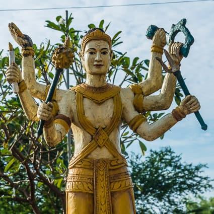 Shiva Wat Maha Leap