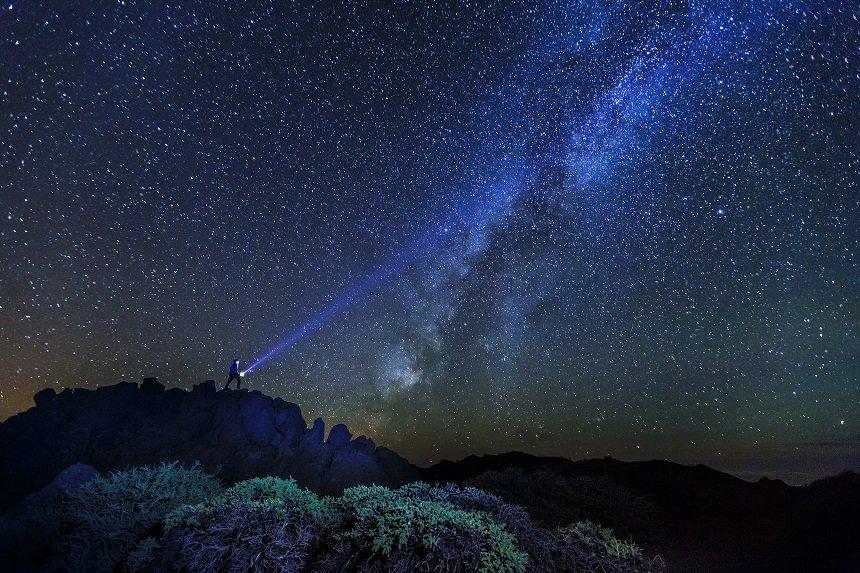 Sterrenhemel La Palma