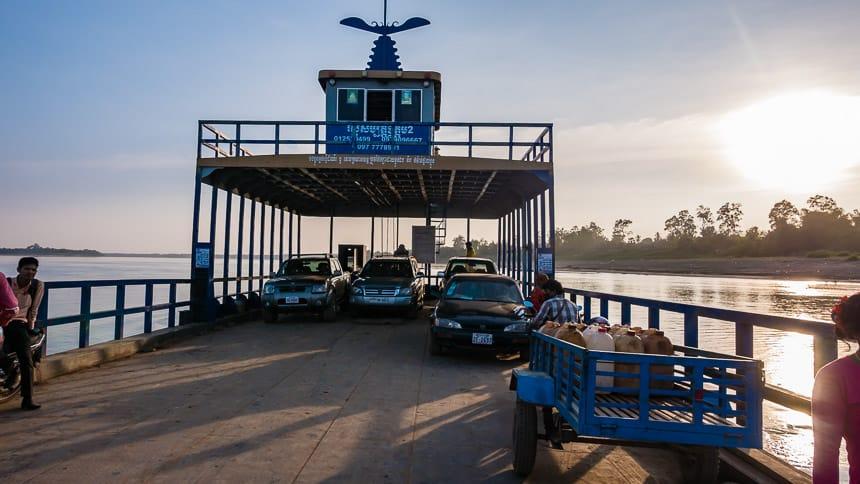 Veer over de Mekong
