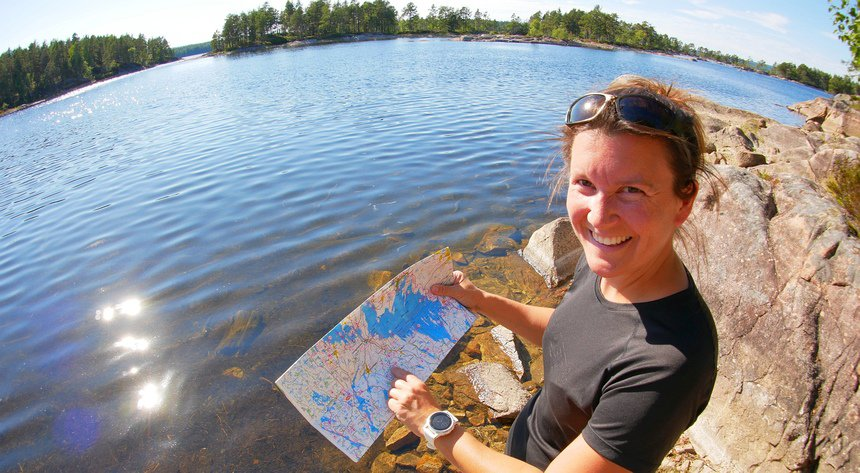 Mijn gids Christina Eneroth leert me alles over Värmland.