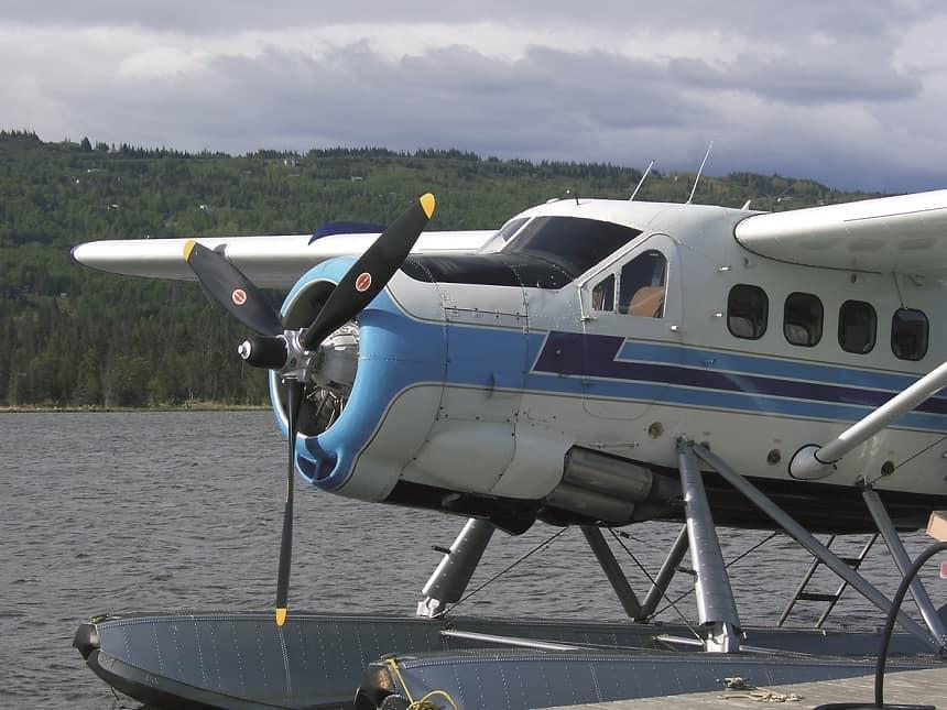 Je kunt Katmai National Park enkel per boot of vliegtuig bereiken