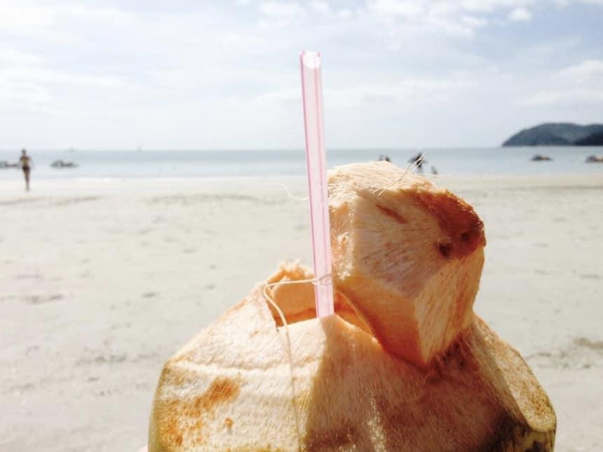 kokosnoot langkawi