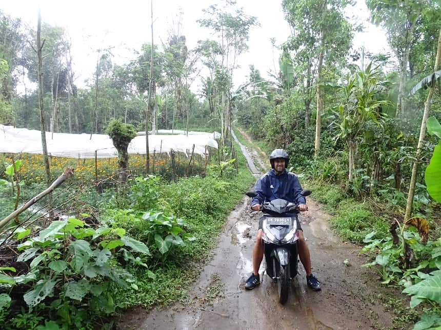 Huur een scooter op Bali