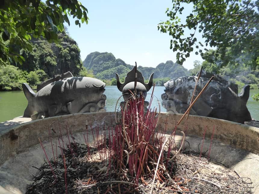 tempel trang an