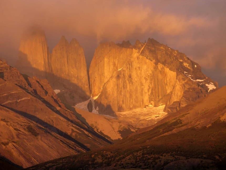 Torres del Paines