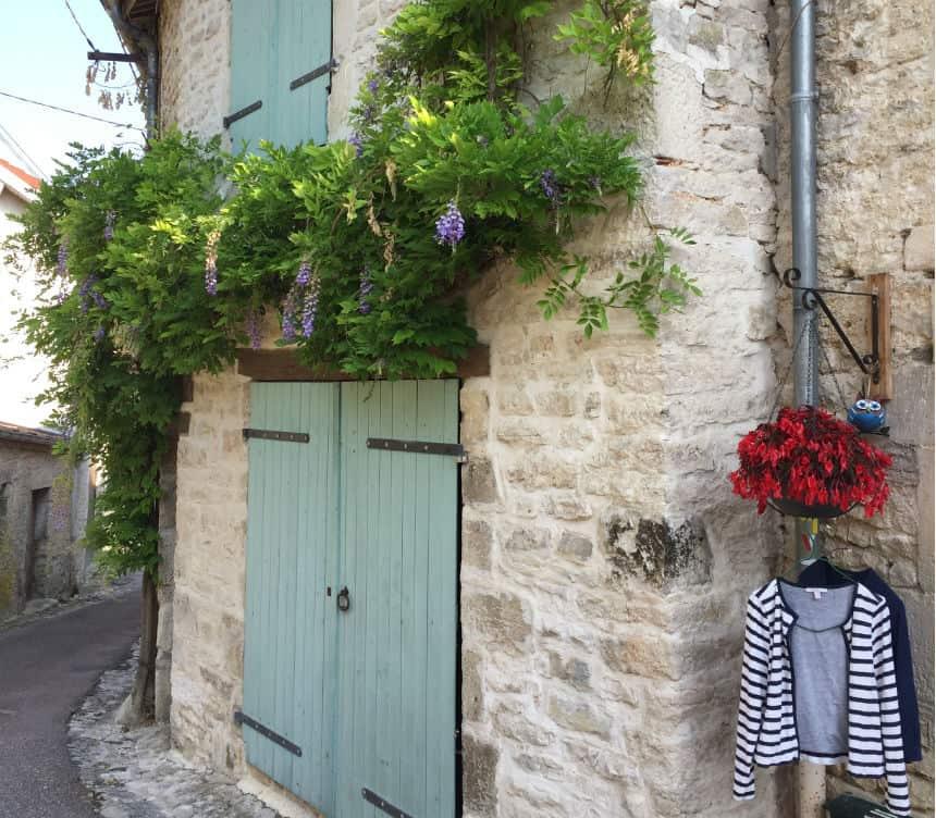 Vignory dorpje Frankrijk