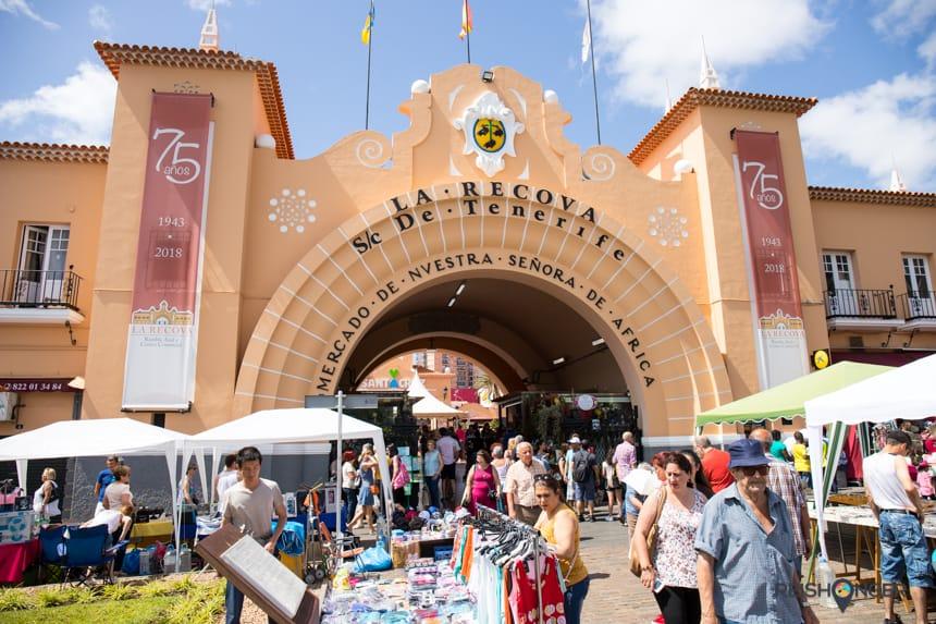 De African Market in Santa Cruz de Tenerife