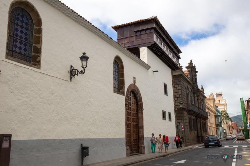 Terug in de tijd in San Cristóbal de La Laguna