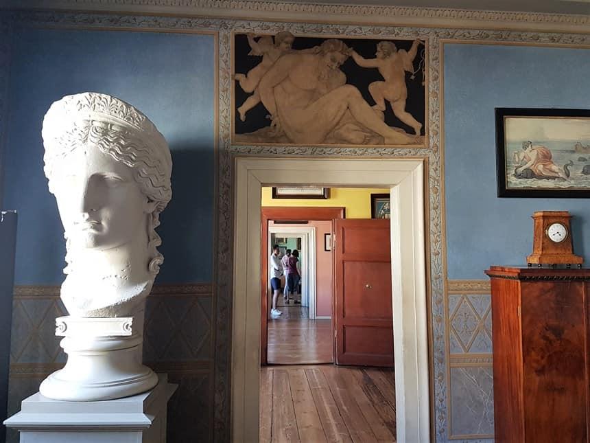 Goethe woonhuis Juno