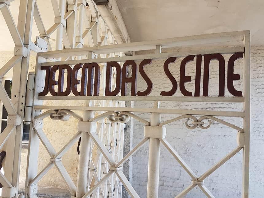 Buchenwald kamp