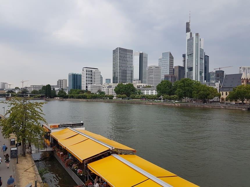 Main Frankfurt kade