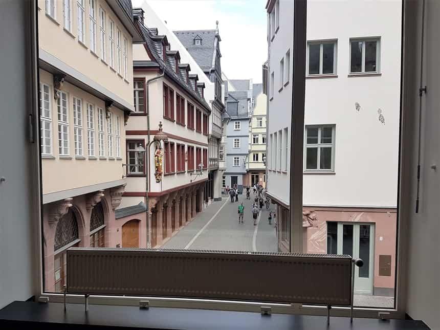 Kunstverein Frankfurt centrum