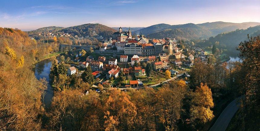 Burgenstrasse Tsjechie