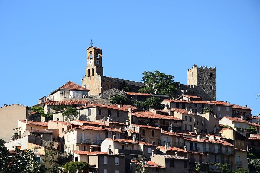 Vernet-les-Bains in Pyrénées-Orientales