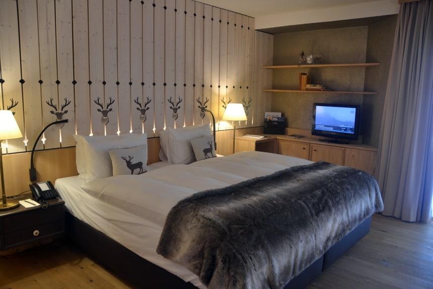Het Piz Buin hotel in Davos - Klosters