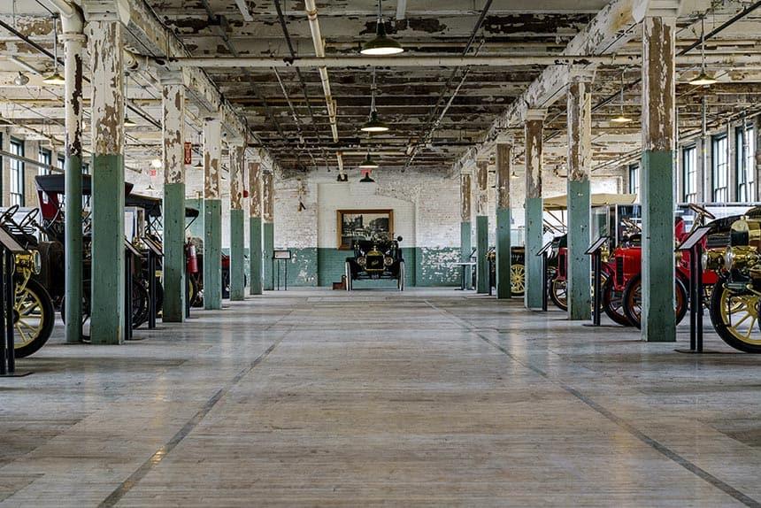 Ford Piquette Detroit