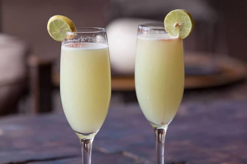 Chileens drankje Pisco Sour