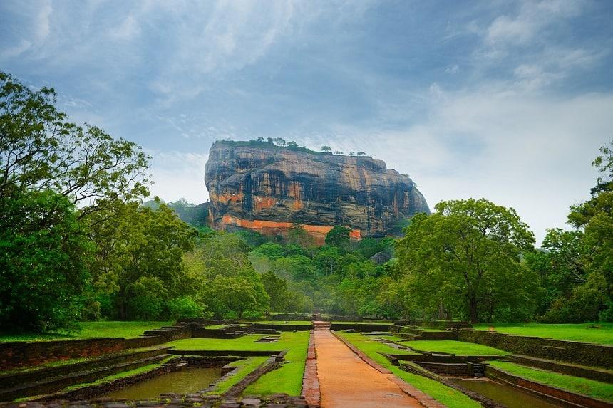 Sri Lanka reizen