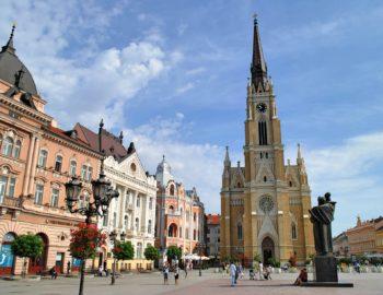 Novi Sad de sierlijke parel van de Balkan