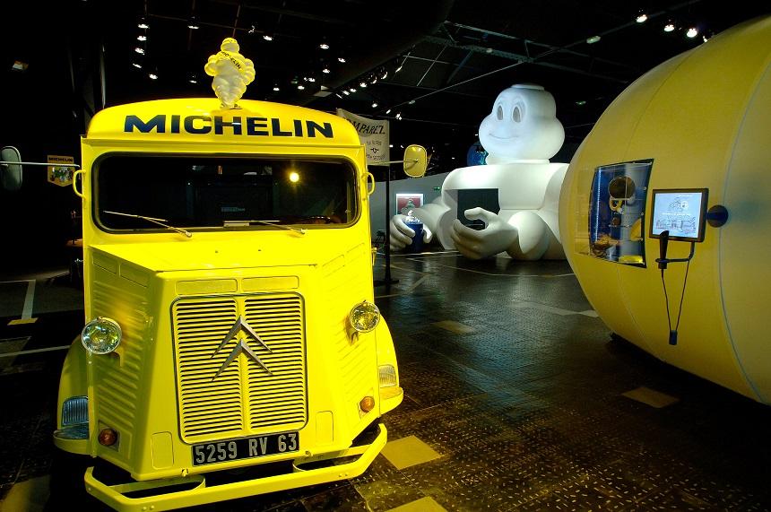 L'Aventure Michelin Clermont-Ferrand