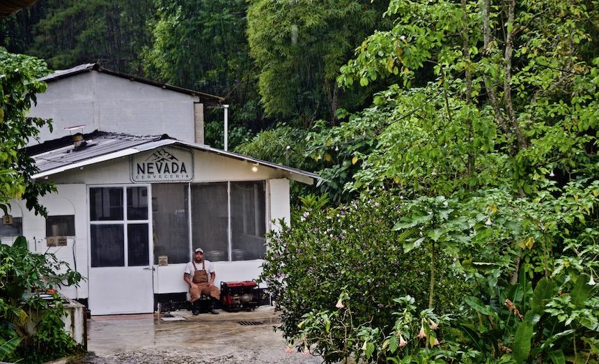 Coffeefarm Victoria in Minca