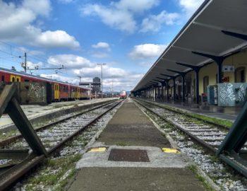 Tijd te kort en keuzes te over #treinleven