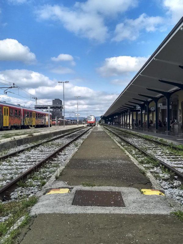 Interrail Slovenië