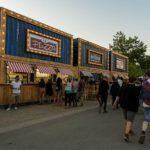 Eten en drinken tijdens Melt festival
