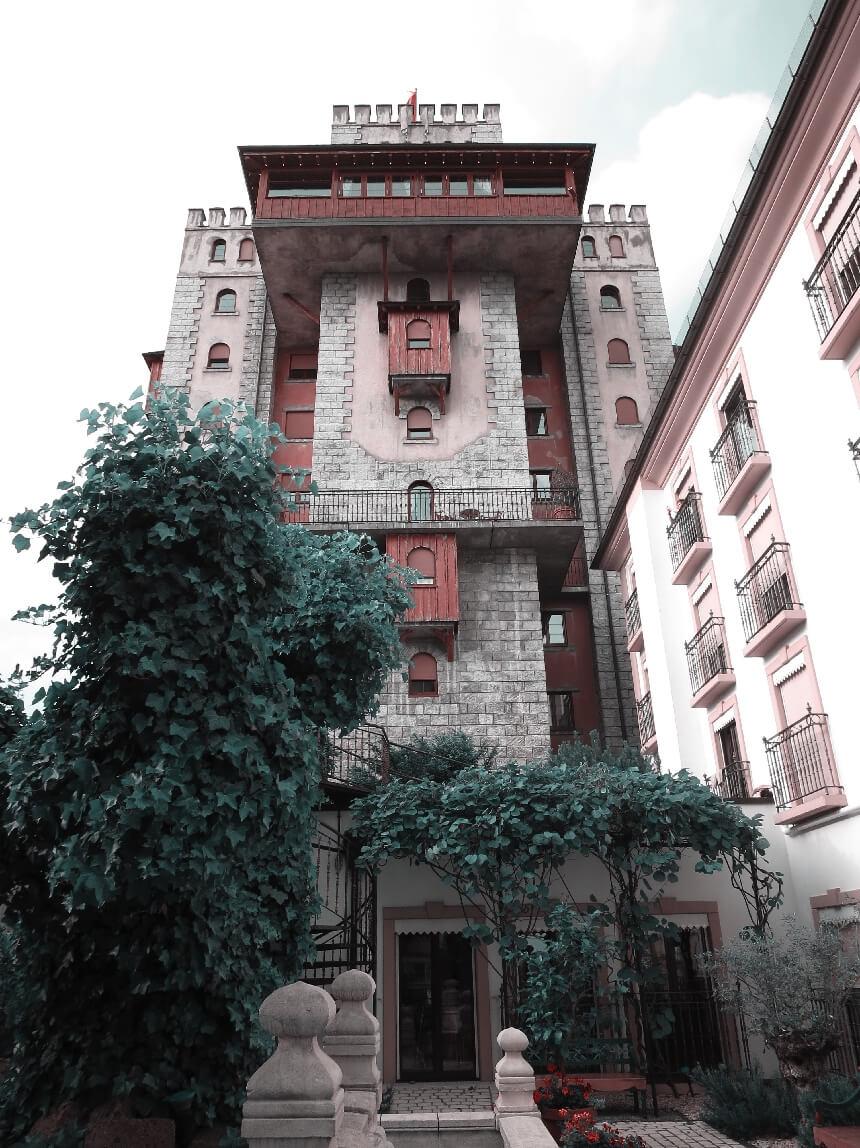 Hotel Castillo Alcazar in Europa-Park