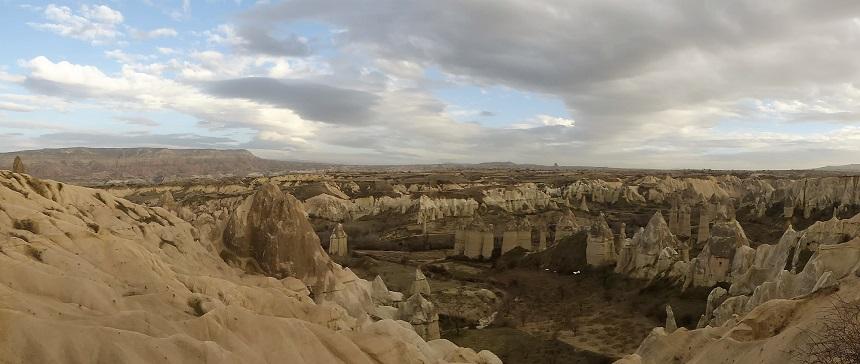 Liefdesvallei Cappadocië