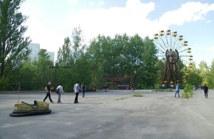 Plein pripyat