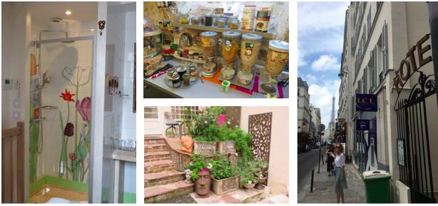Green Spirit Hotels voor een weekend Parijs