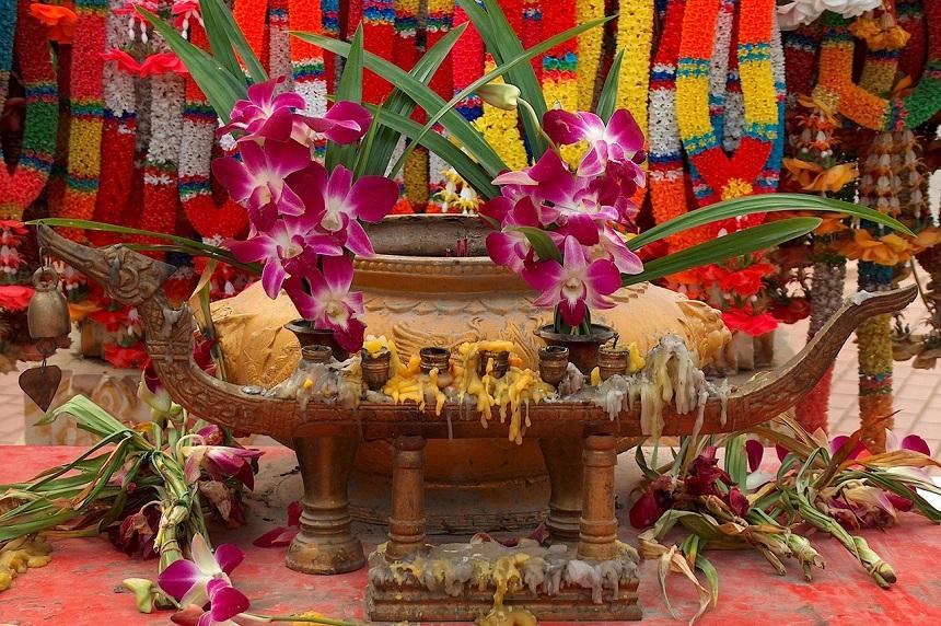 Thailand offer voor de Goden