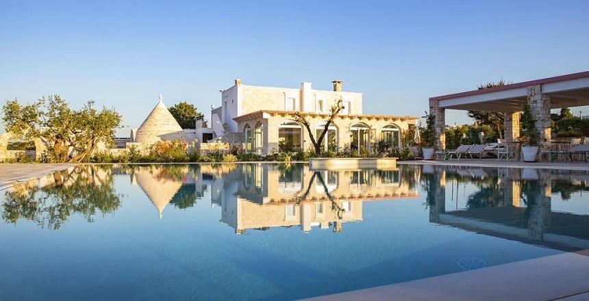 Vakantiehuis in Puglia