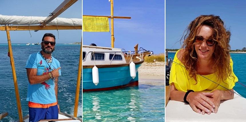Maak een boottocht naar S'Espalmador met Sabarcade Formentera