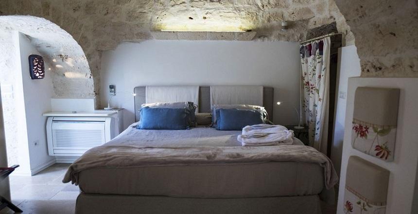 Leonardo Trulli resort in Puglia
