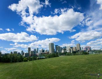 Edmonton. 'Gateway to the rockies'