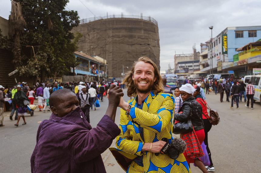 Charlie's Travels maakt het échte Afrika toegankelijk