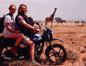 Charlie en het avontuur in Afrika