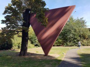 Skulpturen park Keulen