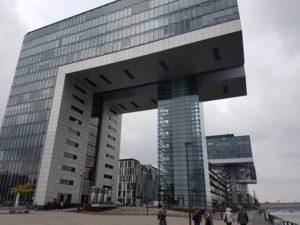 architectuur Rijn Keulen