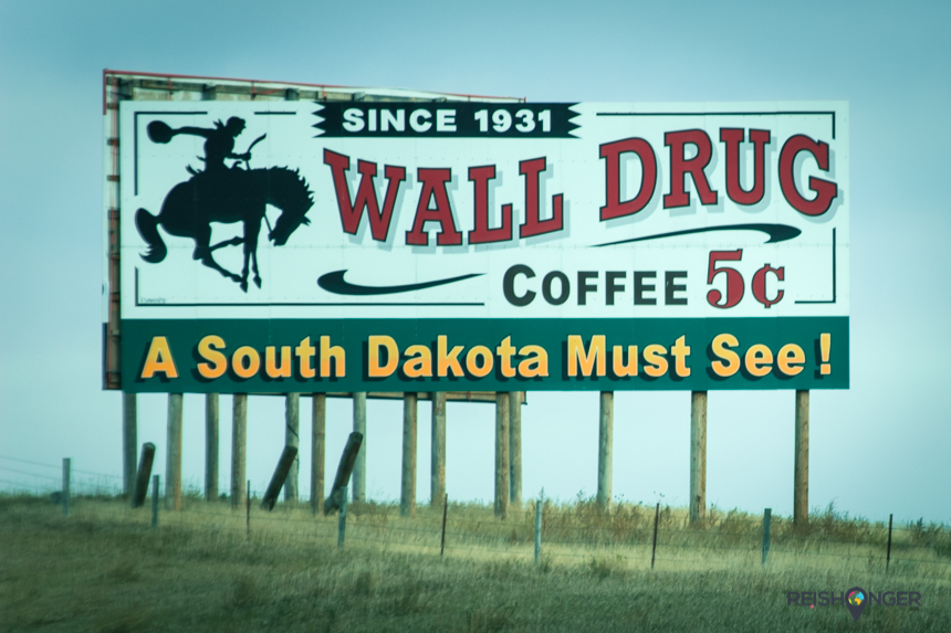 Spotgoedkope koffie in South Dakota