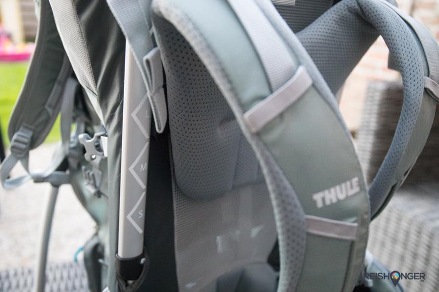 Thule Sapling Elite rugpaneel