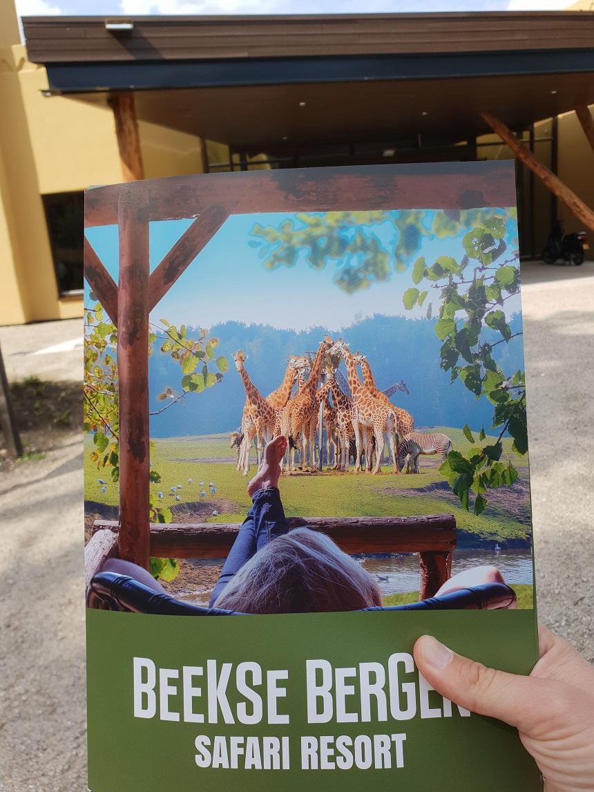 Beekse Bergen brochure