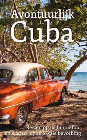 Boek Avontuurlijk Cuba van Digna Mielard