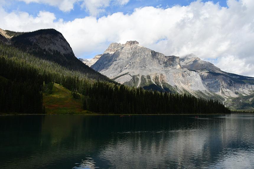 Rocky Mountains Jasper National Park