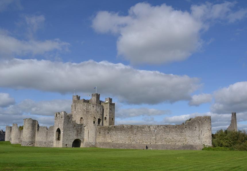 Trim Castle in Trim.