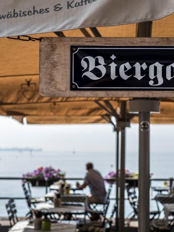 Biergarten Duitsland